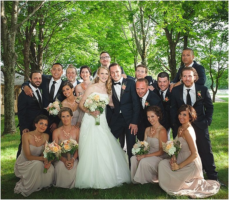 Wedding Venues In Hudson Valley Ny: A Classic Hudson Valley NY Wedding At The Eagle's Nest