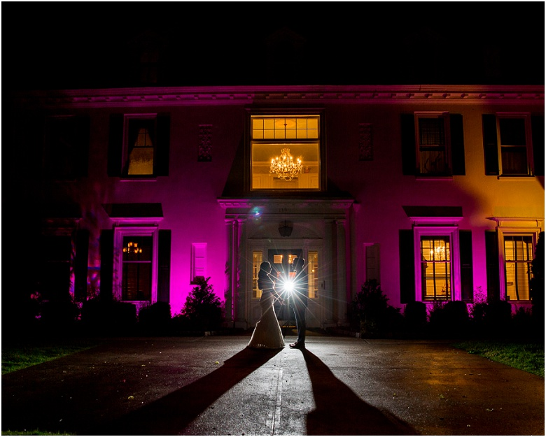 A Classic Mansion on Broadway Summer Wedding in White Plains New York