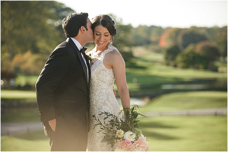 A sophisticated romantic fall wedding at Westchester Country club Rye New York